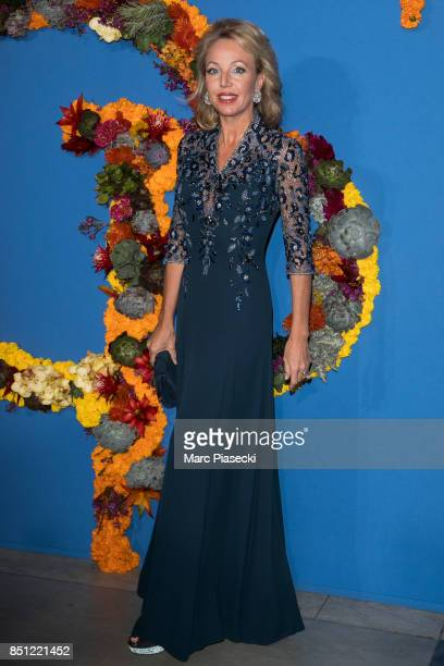 Duchess of Castro, Camilla de Bourbon des Deux-Siciles attends the Opening Season Gala at Opera Garnier on September 21, 2017 in Paris, France.
