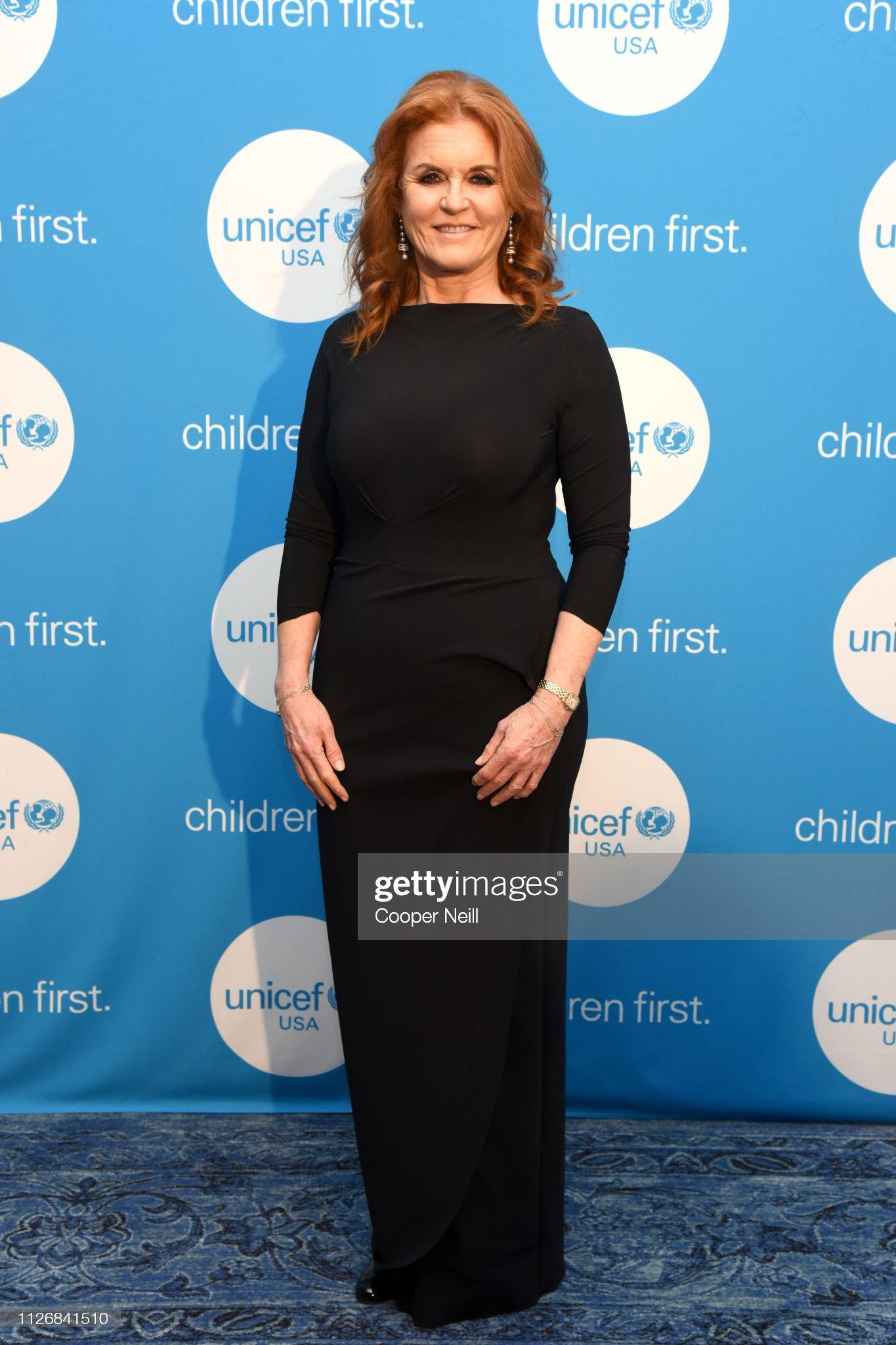 2nd Annual UNICEF Gala Dallas 2019 – Arrivals : News Photo