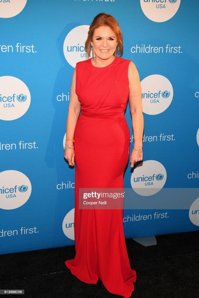 UNICEF Gala Dallas 2018 : News Photo