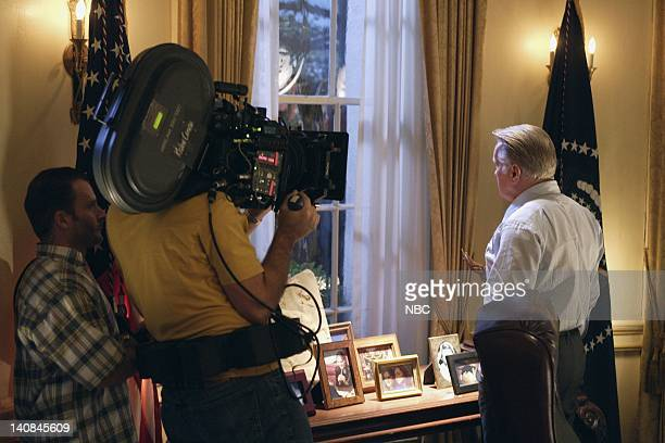 WING Duck and Cover Episode 12 Aired 1/26/06 Pictured Martin Sheen as President Josiah Jed Bartlet Photo by Paul Drinkwater/NBCU Photo Bank