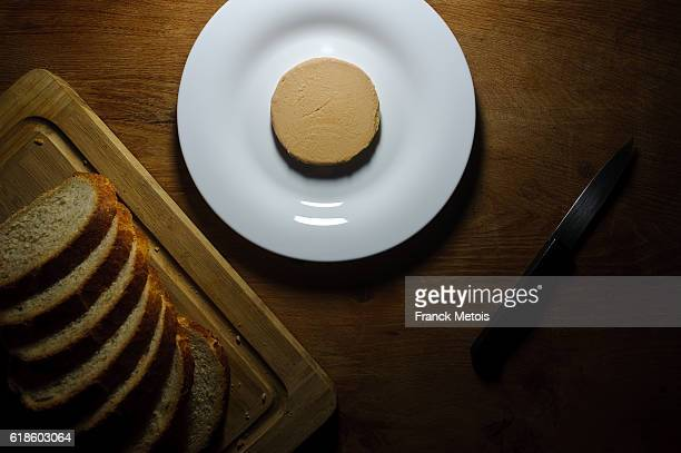 duck foie gras - pate stock photos and pictures
