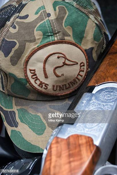 Ducks Unlimited and organisation which brings together duck hunters from all over the US is promoted through this symbol The logo can be seen on...