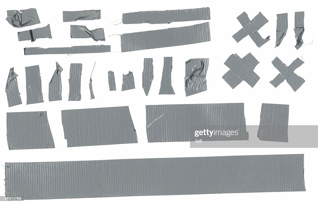 Duct tape collection : Stock Photo