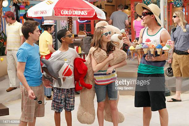 LAB RATS Dude Where's My Lab Tasha takes the entire family on a nice 'tech free' beach weekend in the RV but when Davenport discovers a solar flare...
