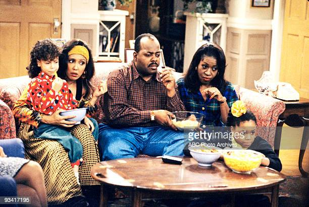 MATTERS Dudes Season Three 5/1/92 Richie Rachel Carl Harriette and Judy watched Eddie and Waldo on a TV dating show that Laura claimed was sexist