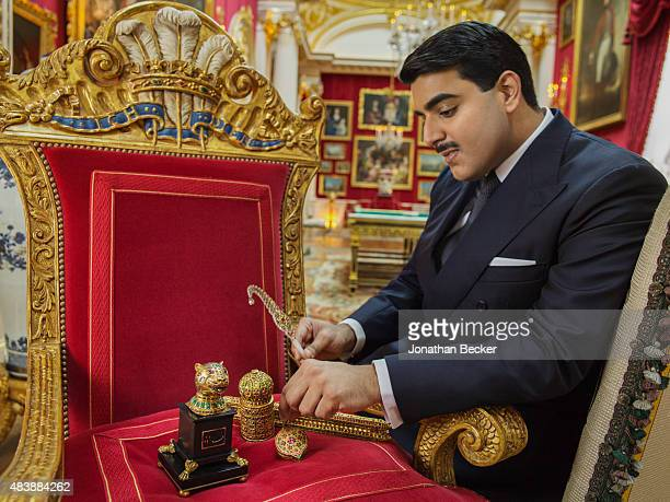 Dudley House owned by Sheikh Hamad bin Abdullah AlThani is photographed for Vanity Fair Magazine on September 3 2014 in London England