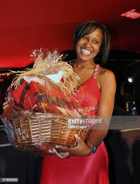 Dudu Zuma celebrates her 27th Birthday at the upmarket Inanda Club on 19 May 2009 in Sandton South Africa Dudu Zuma President Jacob Zuma's daughter...