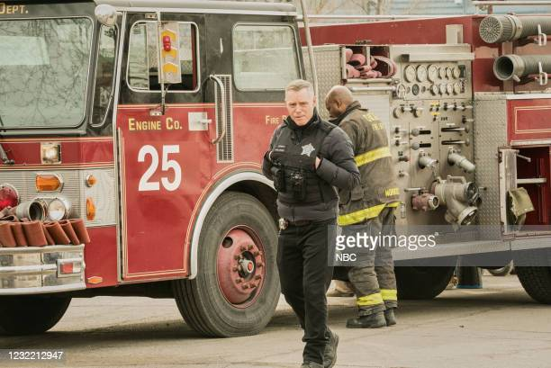 """Due Process"""" Episode 812 -- Pictured: Jason Beghe as Hank Voight --"""