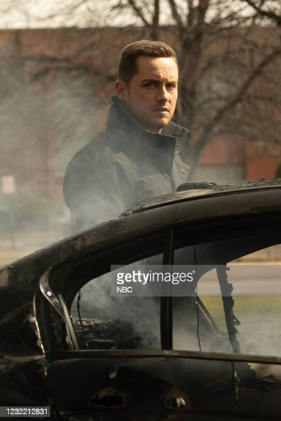 """Due Process"""" Episode 812 -- Pictured: Jesse Lee Soffer as Jay Halstead --"""