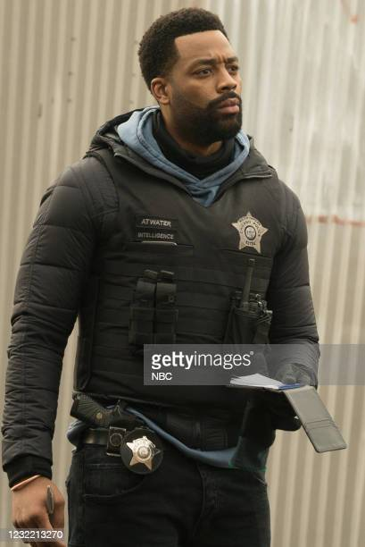 """Due Process"""" Episode 812 -- Pictured: LaRoyce Hawkins as Kevin Atwater --"""