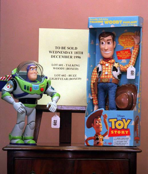 toy story auction - Toy Story Christmas Movie