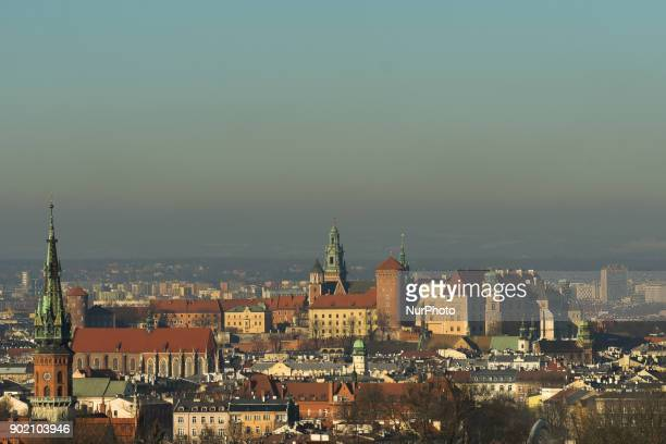 Due to the forecast exceedance of air pollution standards on Sunday in Krakow some people will be able to use free public transport Free public...