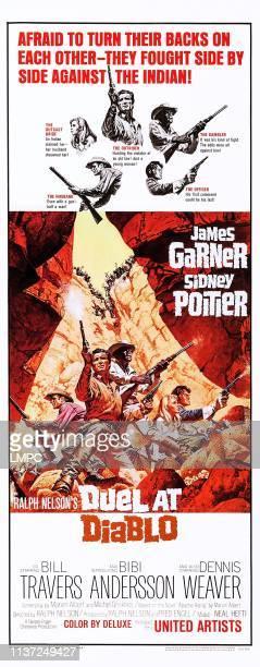 James Garner Sidney Poitier Bill Travers Dennis Weaver Bibi Andersson bottom clockwise James Garner Sidney Poitier Bibi Andersson Bill Travers Dennis...