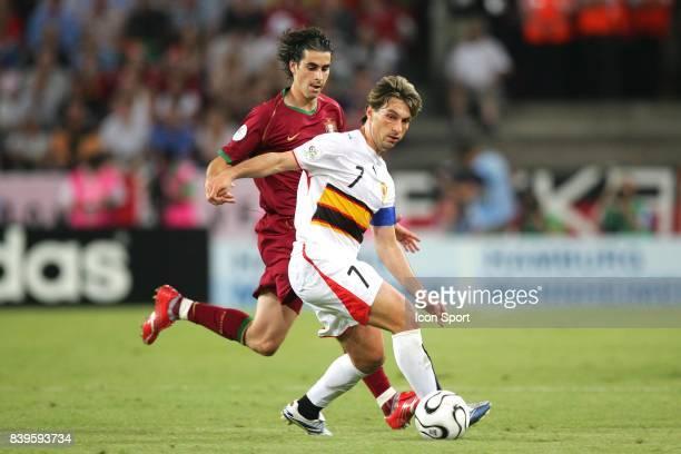 Duel TIAGO / FIGUEIREDO Portugal / Angola Coupe du Monde 2006