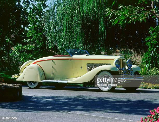 Duesenberg Speedster.