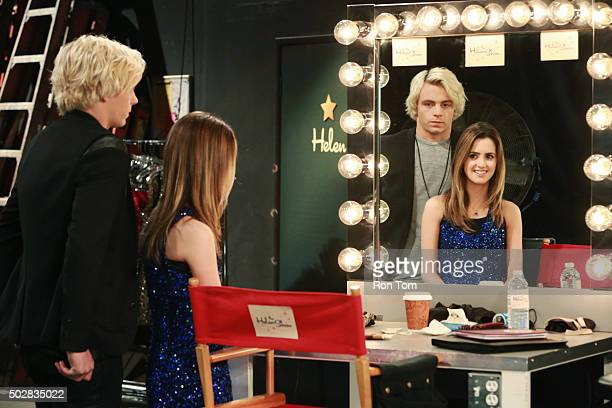 AUSTIN ALLY 'Duets Destiny' Years after the gang has gone their separate ways Ally Austin Trish and Dez meetup and learn what they have all been up...