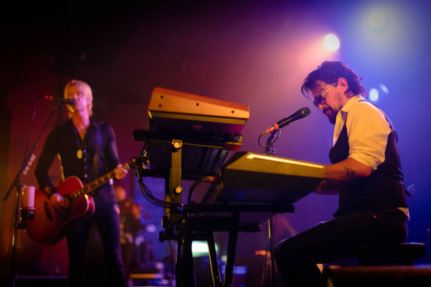 DEU: Duff McKagan Performs In Berlin
