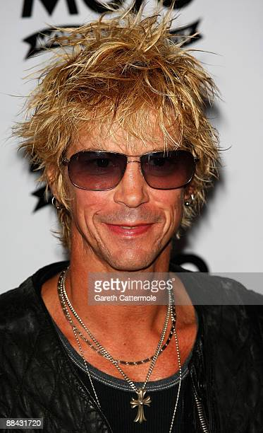 Duff McKagan attends the 2009 MOJO Honours List at The Brewery on June 11 2009 in London England