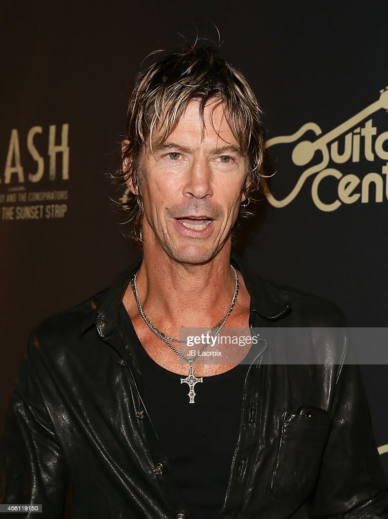 Duff McKagan attends the Slash Featuring Myles Kennedy & The Conspirators In Concert on September 25, 2014, in West Hollywood, California.