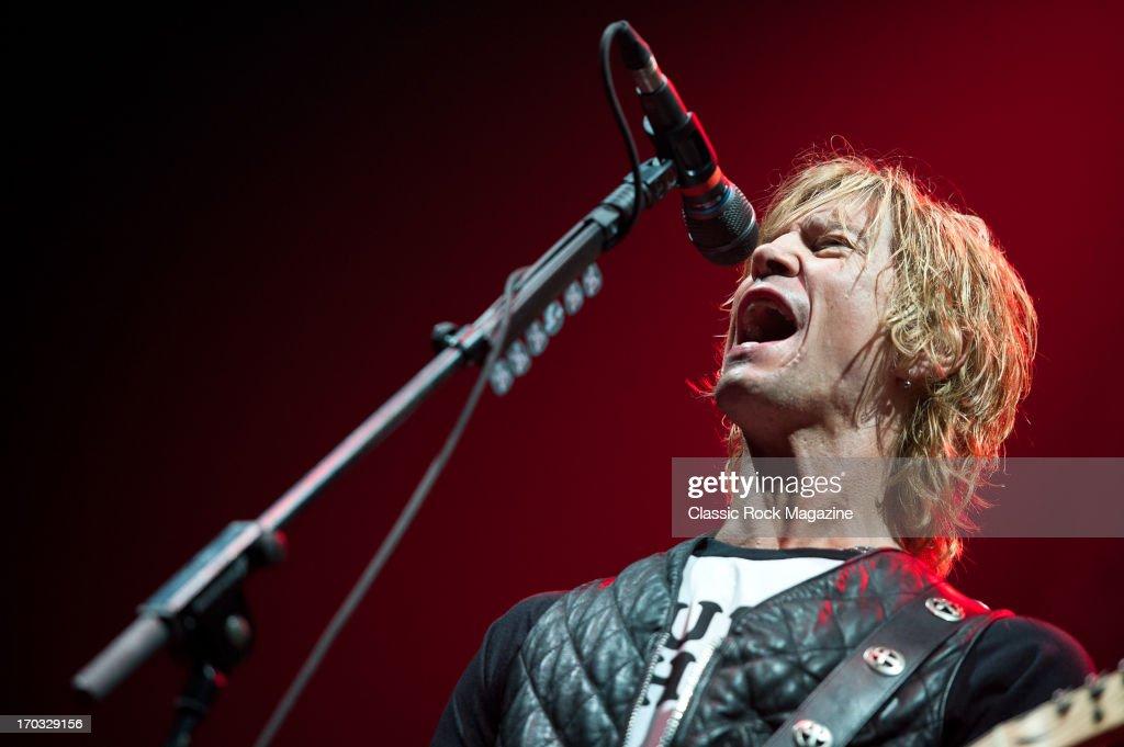 Loaded Live At Wembley Arena - October 2012