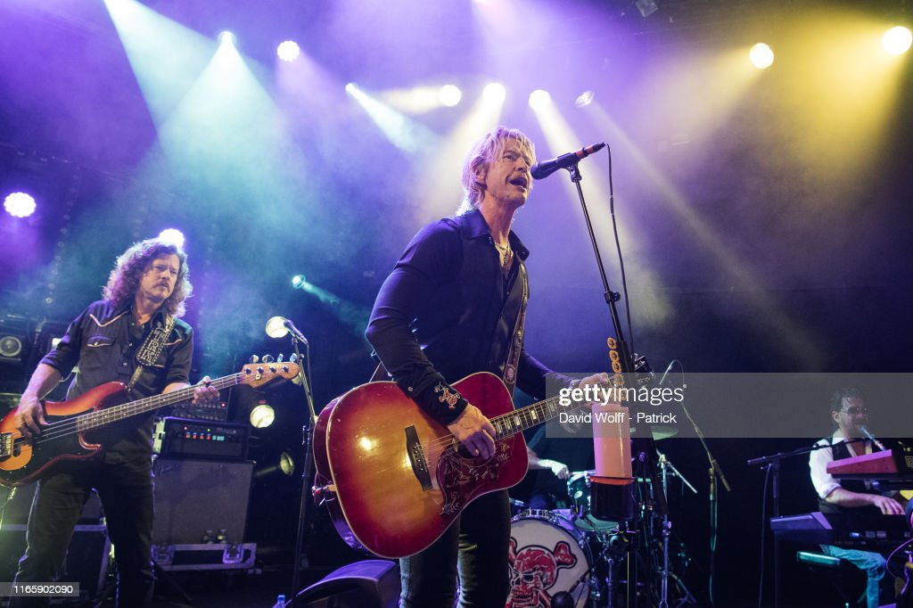 Duff Mckagan Performs At The Trabendo : News Photo
