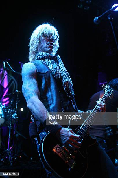 Duff McKagan's Loaded performing live at Carling Academy Islington on 18th September 2008 Job 51286 Ref ZB2797_166441_0457DGS NonExclusive
