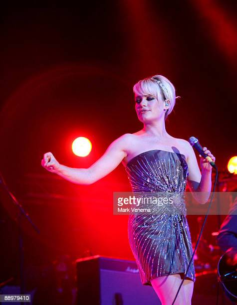 Duffy performs live on day 1 of the North Sea Jazz Festival at Ahoy on July 10 2009 in Rotterdam Netherlands