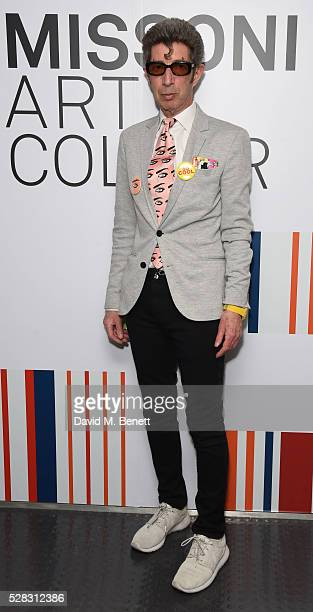 Duggie Fields attends the 'Missoni Art Colour' private view and dinner in partnership with Woolmark at The Fashion and Textile Museum on May 4, 2016...