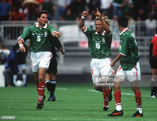 3 Duilio DAVINO Luis HERNANDEZ /MEX JUBEL