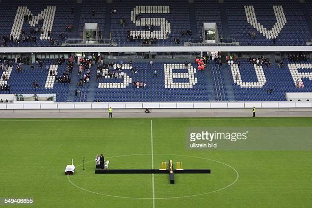 MSV Arena football stadium