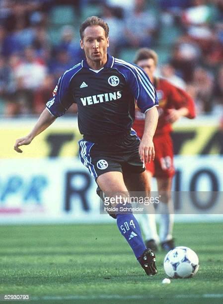 BUNDESLIGA 99/00 Duisburg MSV DUISBURG FC BAYERN MUENCHEN 12 Andreas MUELLER/DUISBURG