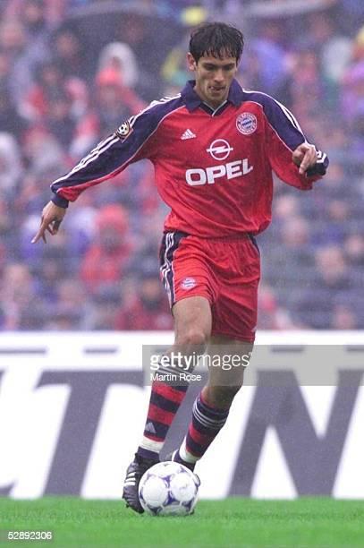 BUNDESLIGA 99/00 Duisburg MSV DUISBURG FC BAYERN MUENCHEN 12 Roque SANTA CRUZ/BAYERN