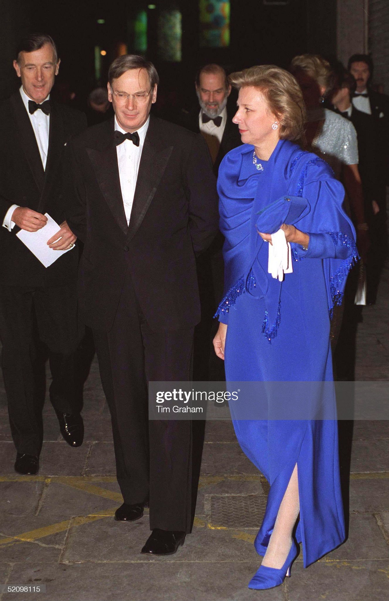 Duke And Duchess Of Gloucester : News Photo