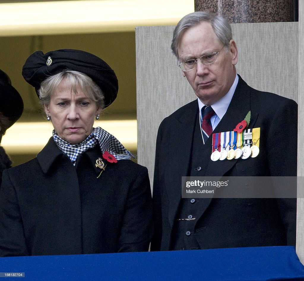 Remembrance Day Service At The Cenotaph - London : News Photo