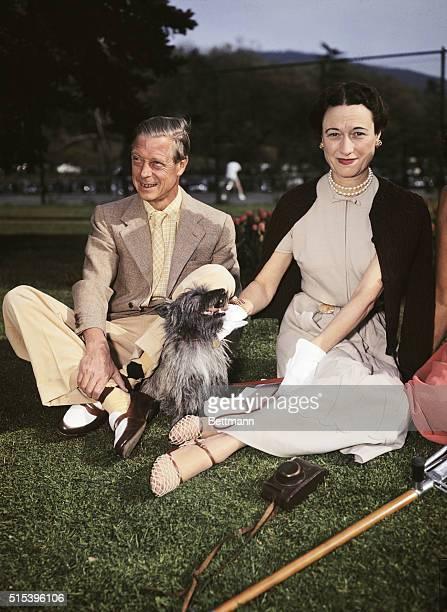Duke and Duchess of Windsor at 3rd Annual Springs Festival.