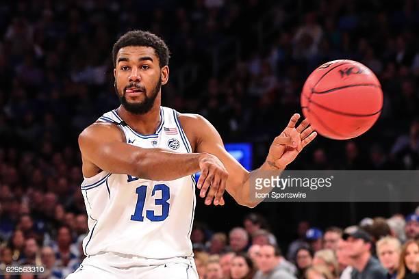 Duke Blue Devils guard Matt Jones during the first half of the NCAA mens basketball between the Duke Blue Devils and the Florida Gators on December...