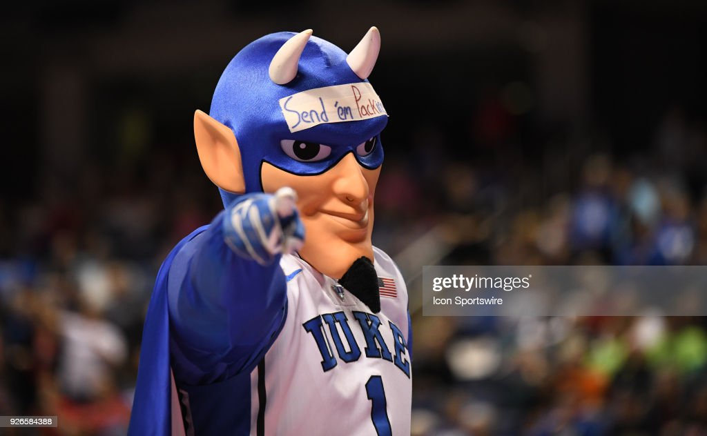 COLLEGE BASKETBALL: MAR 02 ACC Women's Tournament - NC State Wolfpack v Duke Blue Devils : News Photo