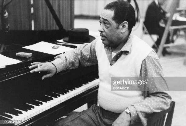 Duke Ellington May 18 1956 for Music Life Sept 9 1957.