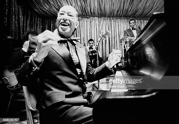 Duke Ellington performing on July 20 1973 in New York New York