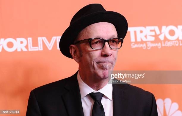Duke Erikson of the band Garbage attends The Trevor Project's 2017 TrevorLIVE LA at The Beverly Hilton Hotel on December 3 2017 in Beverly Hills...