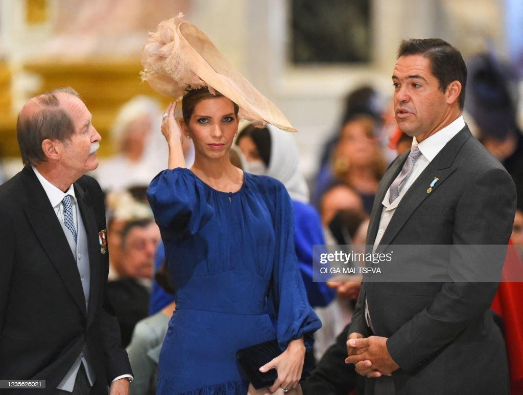 RUSSIA-ROYALS-WEDDING : News Photo