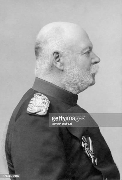 Duke of SaxeAltenburg 18531908 W Kersten Vintage property of ullstein bild
