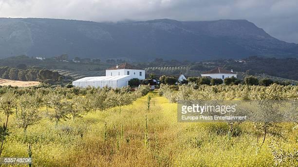 Duke of Wellington Arthur Charles Valerian Wellesley's country estate on May 28 2016 in Granada Spain