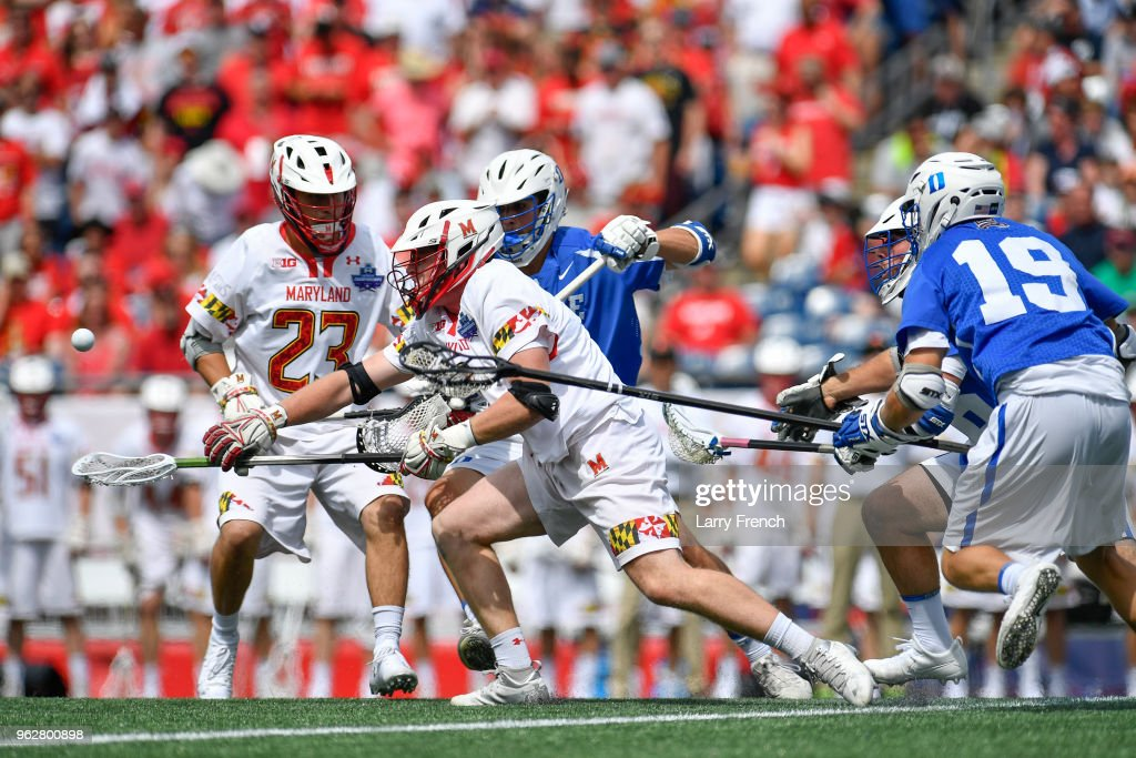 2018 NCAA Division I Men's Lacrosse Championship