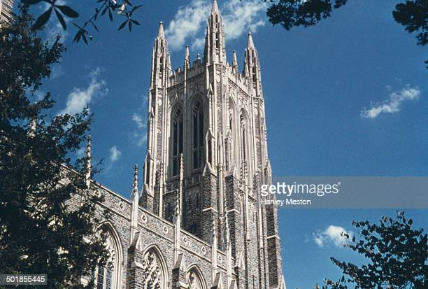 Duke University, Durham, North Carolina, USA, circa 1960.