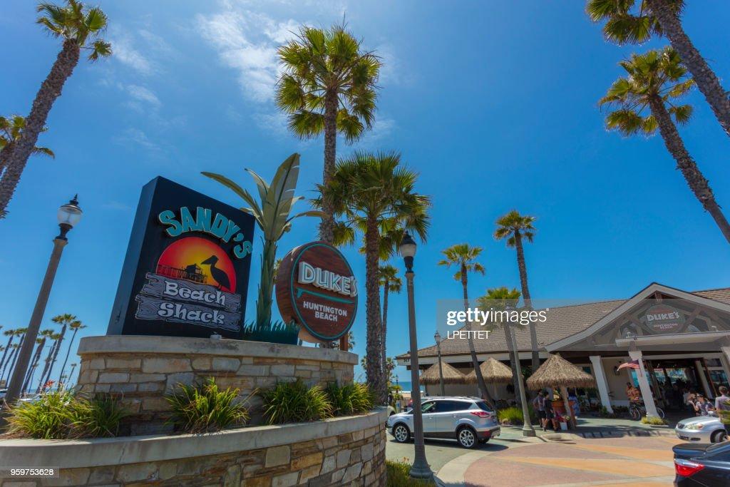 Dukes - Huntington Beach - California : Stock-Foto