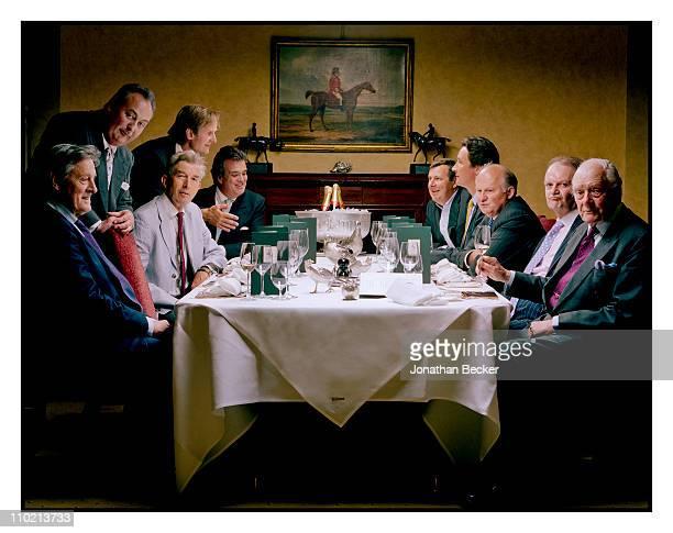 Dukes James Graham, David Manners, John Seymour, Ralph Percy, Andrew Russell, Edward Fizalan-Howard, Torquhil Campbell, Maurice FitzGerald, Murray...
