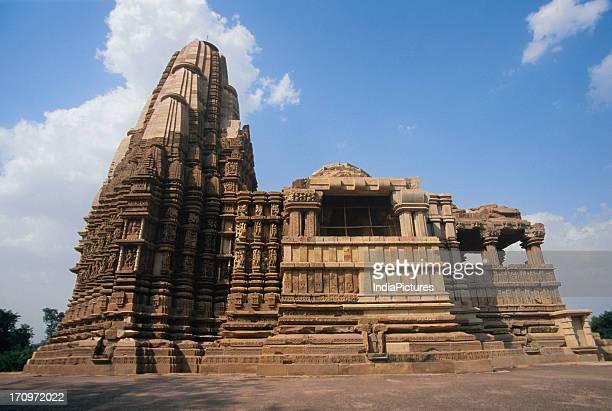 Duladeo temple, Khajuraho, Madhya Pradesh, India.