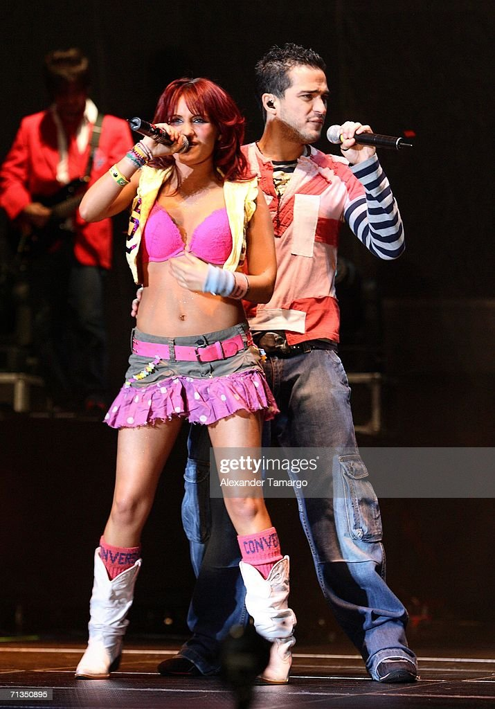 RBD Performs At American Airlines Arena
