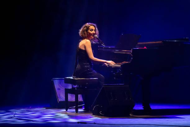 ESP: Dulce Pontes Concert In Malaga